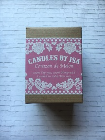 Candle by @candlesbyisa